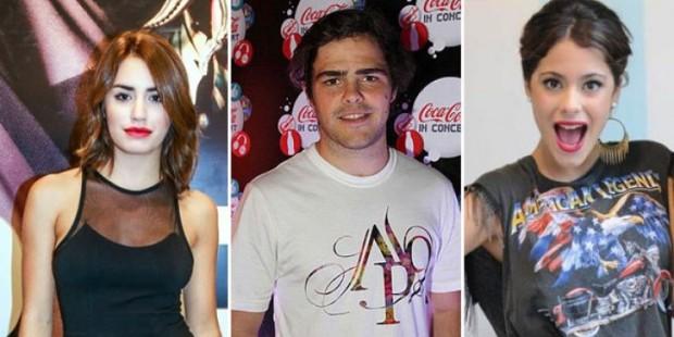 24CON - Lali y su ex Peter pelearon por el bullying a Violetta