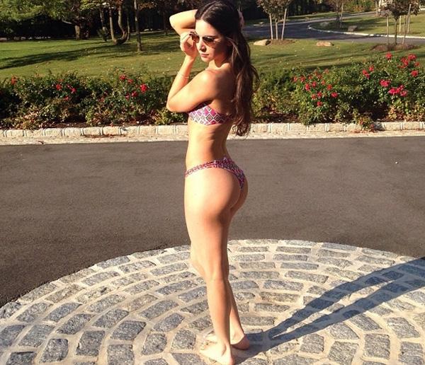 Jen Selter, diosa fitness, derrite a las redes sociales