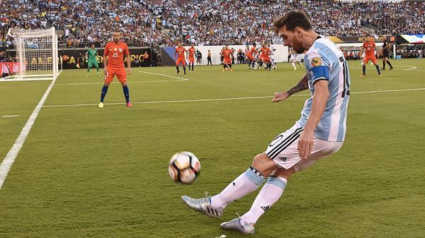 La renuncia de Messi impacta en los medios del mundo
