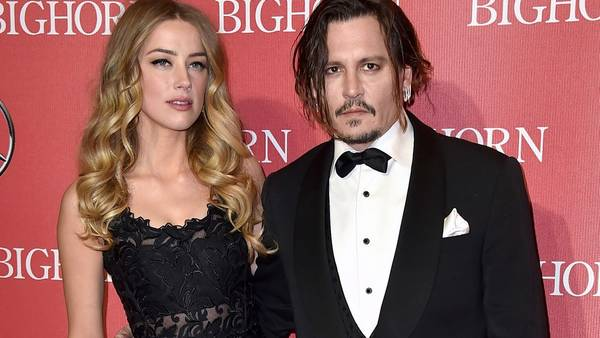 Amber Heard y Johnny Depp logran acuerdo millonario
