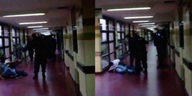 Lo que faltaba: tensión y tiros dentro del Hospital de Pergamino