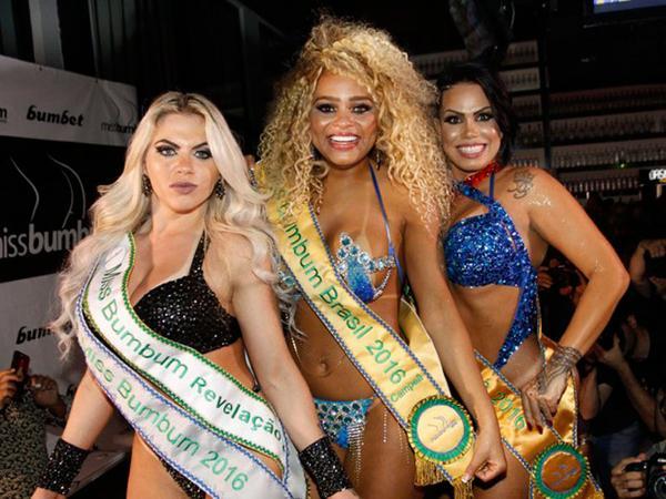 Brasil por fin ha elegido a su nueva Miss BumBum — Fotos