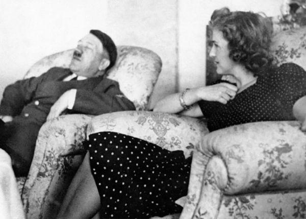 Contaron Detalles De La Muerte De Hitler Y Eva Braun 24con