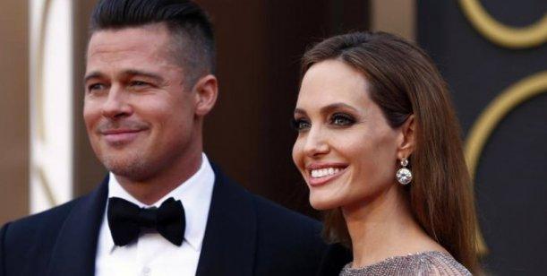 Angelina Jolie y Brad Pitt habrían solucionado sus diferencias