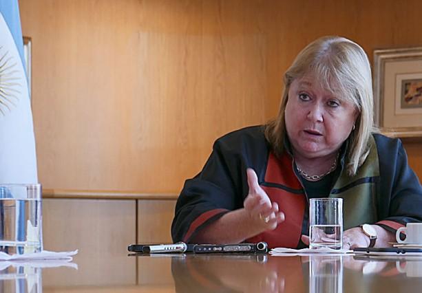 Susana Malcorra renuncio al cargo de canciller