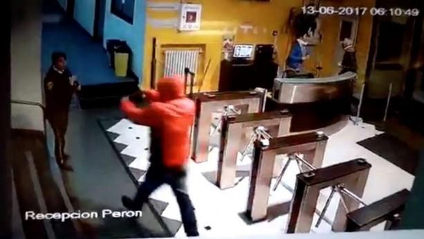 Delicuentes robaron un millón de pesos de la Agencia Gubernamental de Control
