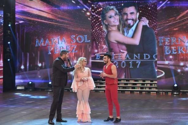 Mimi y Maxi arrancaron en el Bailando 2017