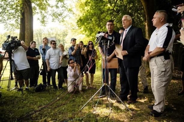 Encuentran restos humanos en búsqueda de hombres desaparecidos