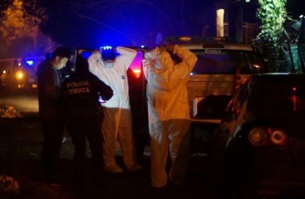 Moreno: simularon un allanamiento y acribillaron a tres personas