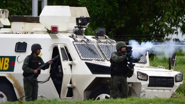 Venezuela denuncia un