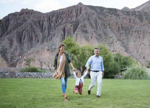 Finalmente Macri aterrizó en Bariloche