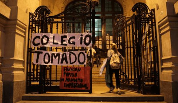 Los padres de la alumna del Nacional de Buenos Aires denunciaron abuso