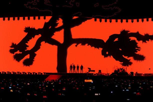 Bono, tras el último show en el Único, aprovechó la noche porteña