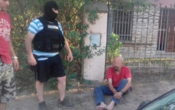 Cayó el violador más buscado de Argentina