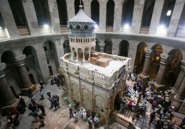 Tensión en Jerusalén ensombrece celebración de la Navidad