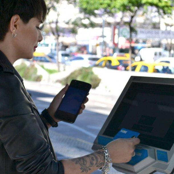 Importante convenio permite descuentos del 50 % en cargas de tarjetas SUBE