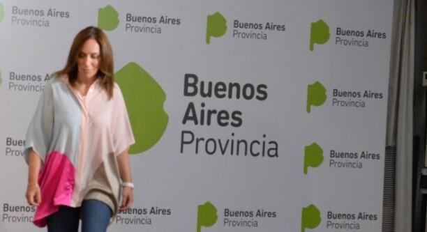 Vidal ofrecerá un plus por presentismo a los docentes bonaerenses