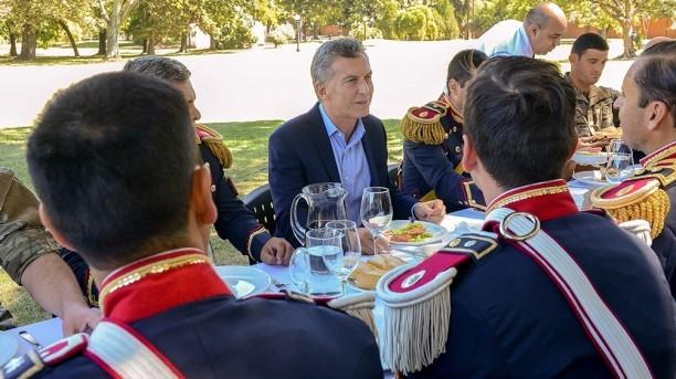 Macri cometió un papelón histórico sobre la vida de San Martín