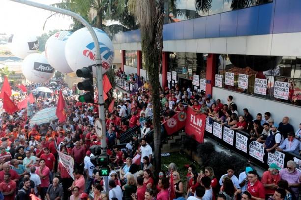 PT niega que Lula negocie su entrega a la policía
