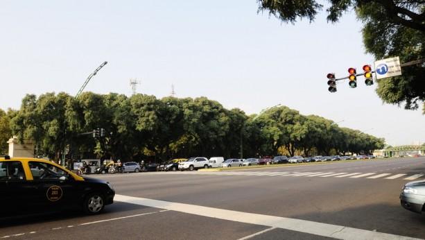 Un hombre fue baleado frente al Hipódromo de Palermo