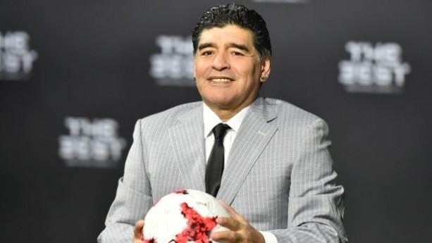 Maradona quiere demandar al FIFA 18