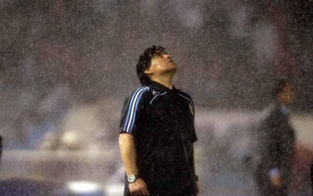 Korea-Japon 2002 - Dt. Bielsa, selección Argentina