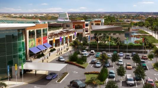 Abrira Un Shopping Mas Grande Que El Unicenter 24con