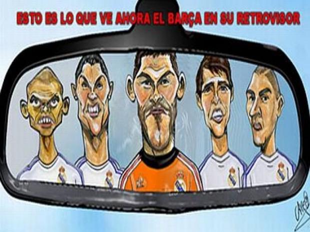 Las burlas de Barcelona a Real Madrid tras el derby